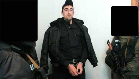 Пограничники задержали еще одного вооруженного военнослужащего чеченского батальона «Восток» - Цензор.НЕТ 4716