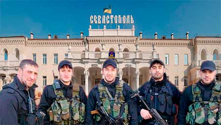 Вчера в ходе АТО убито более 30 террористов. Среди боевиков есть крымчане, россияне и чеченцы, - Аваков - Цензор.НЕТ 5969