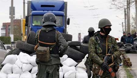 Украинские военнослужащие изъяли у террористов зенитный ракетный комплекс иностранного производства - Цензор.НЕТ 8954